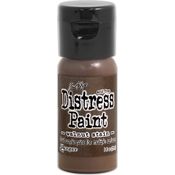 Walnut Stain - Distress Paint Flip Top 1oz