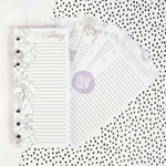 My Prima Planner Coloring List Pad