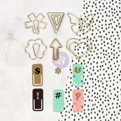 My Prima Planner Variety Paper Clips