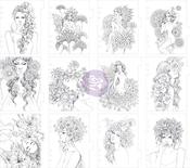 My Prima Planner Princesses Dividers 1