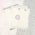 Black & White Dry Erase Boards My Prima Planner