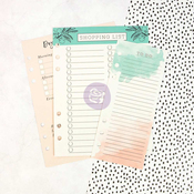 Colorful Dry Erase Boards My Prima Planner