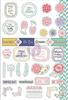 June Planner Stickers - Julie Nutting - My Prima Planner