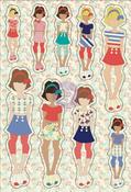 August Planner Stickers - Julie Nutting - My Prima Planner