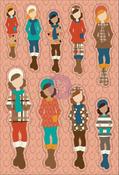 November Planner Stickers - Julie Nutting - My Prima Planner