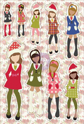 December Planner Stickers - Julie Nutting - My Prima Planner