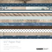 High Tide 6.5x6.5 Paper Pad - KaiserCraft