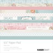 Peek-a-Boo 6.5x6.5 Paper Pad - KaiserCraft