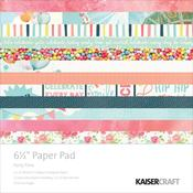 Party Time 6.5 x6.5 Paper Pad - KaiserCraft