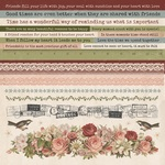 Cherry Tree Lane 12x12 Cardstock Sticker Sheet - KaiserCraft