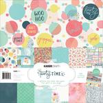 Party Time 12x12 Paper Pack - KaiserCraft