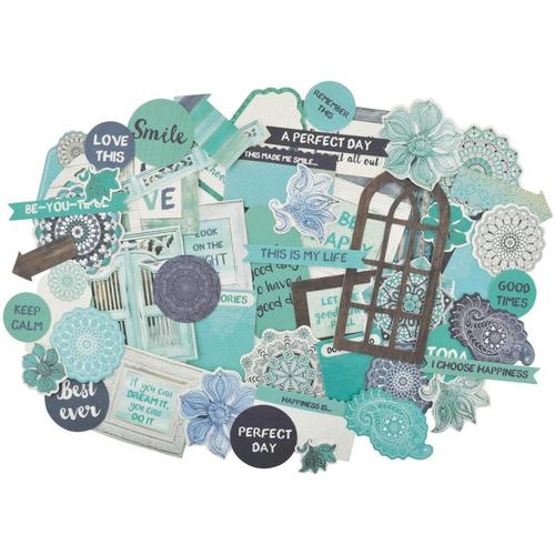 Ubud Dreams Die-Cut Collectibles - KaiserCraft