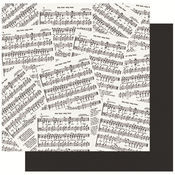 Musical Memories Paper - Merry & Bright - Fancy Pants