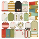 Merry & Bright Tags Pack - Fancy Pants