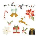 Designer Rub-ons - Merry & Bright - Fancy Pantsd