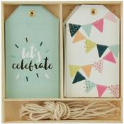 Let's Celebrate Gift Tags - KaiserCraft