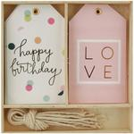 Happy Birthday Gift Tags - KaiserCraft