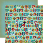 Space Badges Paper - Space Academy - Carta Bella