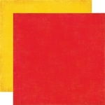 Red - Yellow Paper - Echo Park