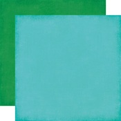 Blue - Green Paper - Happiness Is Homemade - Echo Park