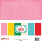 Happiness Is Homemade Solids Paper Pack - Echo Park