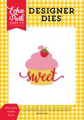 Berry Sweet Cupcake Die Set - Echo Park