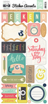 Everyday Memories Sticker Sheet - Echo Park