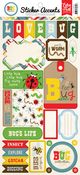 Bug Collection Sticker Sheet - Echo Park