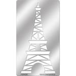 Eiffel Tower - Stampendous Metal Stencil