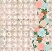 Lattice Paper - Felicity - Bo Bunny