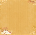 Apple Pie Paper - Kiss The Cook - Bo Bunny