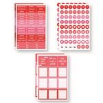 February Planit Now Sticker Set - Reminisce