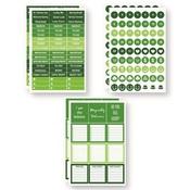 March Planit Now Sticker Set - Reminisce