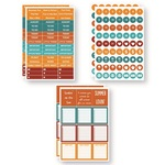 August Planit Now Sticker Set - Reminisce