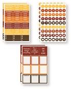 November Planit Now Sticker Set - Reminisce