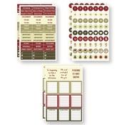 December Planit Now Sticker Set - Reminisce