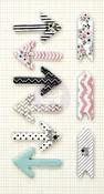 Arrow Stickies - Love Faith Scrap - My Prima Planner