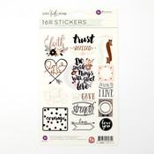 Stickers - Love Faith Scrap - My Prima Planner