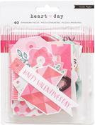 Heart Day Ephemera - Crate Paper