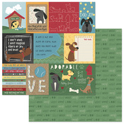 Good Dog Paper - Cooper & Friends - Photoplay