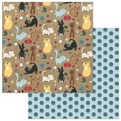 Meow Mix Paper - Roxie & Friends - Photoplay