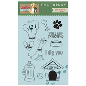 Cooper & Friends Stamp Set - Photoplay
