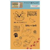 Roxie & Friends Stamp Set - Photoplay