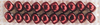 Cranberry - Mill Hill Antique Glass Seed Beads 2.5mm 2.63g