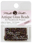 Eggplant - Mill Hill Antique Glass Seed Beads 2.5mm 2.63g