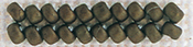 Mocha - Mill Hill Antique Glass Seed Beads 2.5mm 2.63g