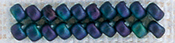 Wild Blueberry - Mill Hill Antique Glass Seed Beads 2.5mm 2.63g