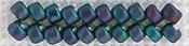 Caspian Blue - Mill Hill Antique Glass Seed Beads 2.5mm 2.63g