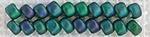 Juniper Green - Mill Hill Antique Glass Seed Beads 2.5mm 2.63g