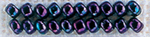 Royal Amethyst - Mill Hill Antique Glass Seed Beads 2.5mm 2.63g